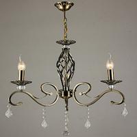 Люстра классическая (модель 31208-3), бронза