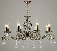 Люстра класична (модель 31208-8), бронза