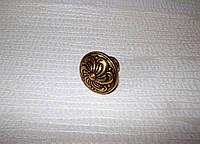 Ручка Ferro Fiori CL 7080.01 античное золото, фото 1