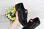 Женские кроссовки Vans (черные) 9268, фото 3
