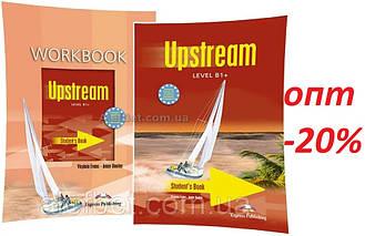 Английский язык / Upstream / Student's+Workbook. Учебник+Тетрадь (комплект), B1+ / Exspress Publishing