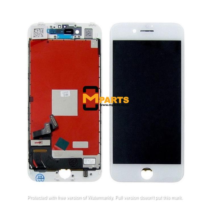 Дисплей для Apple iPhone 7 Белый (ААА)