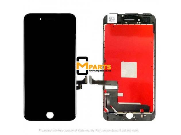 Дисплей для Apple iPhone 7 Черный (ААА), фото 2