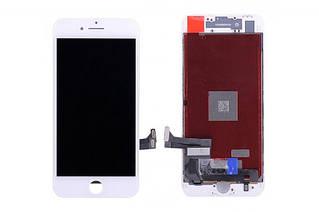 Дисплей для Apple iPhone 8 Белый (ААА)
