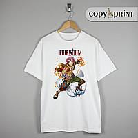 Футболка Аниме: Fairy Tail (Макет 3)