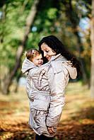 Демисезонная куртка для беременных и слингомам., фото 1