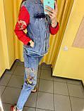 Fashion костюм Жін. M(р) червоний 31211-004 RAW Туреччина Весна-C, фото 2