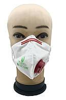 Противовирусный респиратор маска РОСТОК 3ПК степень защиты FFP3 N99 (Горловка), фото 1