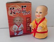 Танцующий Мальчик Каратист Kung Fu карате
