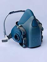 Респиратор полумаска 3М 7500 Полумаска 3М™ серии 7502