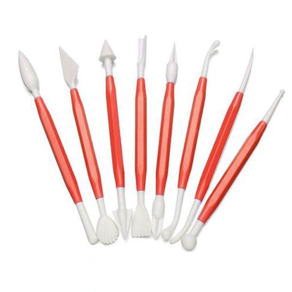 Набор инструментов- стеков для моделирования мастики