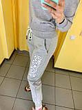 Fashion костюм Жін. L(р) сірий 0333 Off White Туреччина Весна-C, фото 5