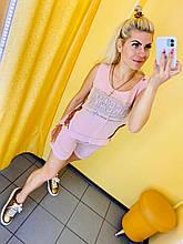 Fashion костюм жіночий L(р) пудра 30582-004 RAW Туреччина Літо-В