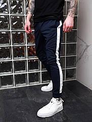 Мужские штаны с лампасами. Размеры: 54(2XL)