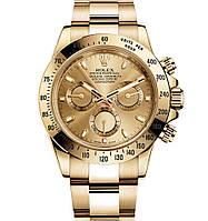 Часы наручные ROLEX DAYTONA GOLD механика