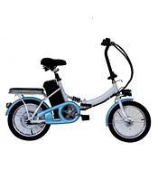 Електровелосипед складаний Вольта Ніка, фото 1