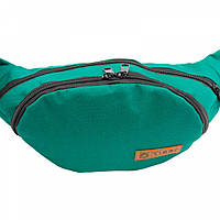 Бананка, сумка на пояс, сумка через плечо TIGER Зеленый, фото 1