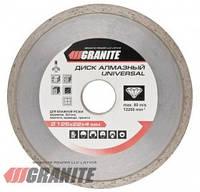 GRANITE  Диск алмазный UNIVERSAL 180 мм  GRANITE, Арт.: 9-05-180