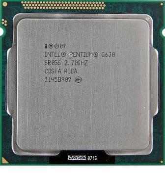 Процессор Intel Pentium G630 2.70GHz/3M/5GT/s (SR05S) s1155, tray