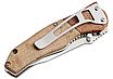 """Нож складной карманный для ежедневного ношения в городе (EDC) и на природе""""Тайга-3"""", фото 5"""