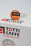 Кофе в капсулах TOTTI Americano 8 г  ОПТ РОЗНИЦА