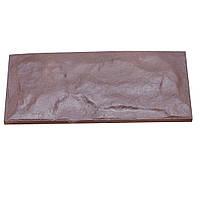 "Фасадная плитка Beton Kyev ""Рваный камень"" размер 265*130*20"