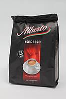 "КОФЕ В ЧАЛДАХ J.J.Darboven- Alberto ""Espresso"" 36шт, 252 гр, фото 1"