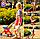Игрушечная коляска для кукол и пупсов Технок «Мальвина», фото 4