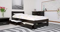 Кровать деревянная односпальная Симфония ТМ Arbor Drev