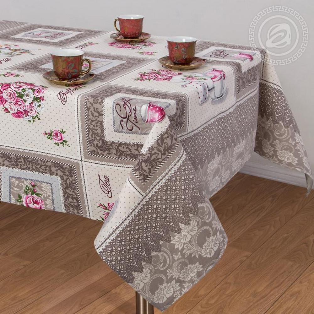 Скатерть Прованс тм  Комфорт-текстиль  (140*220см)
