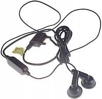 Наушники Sony Ericsson HPM-60 черные новые  Сони Эриксон наушники
