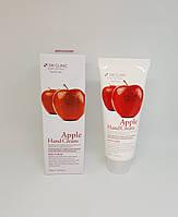 Крем для рук с экстрактом яблока 3W Clinic Hand Cream Apple ,100ml