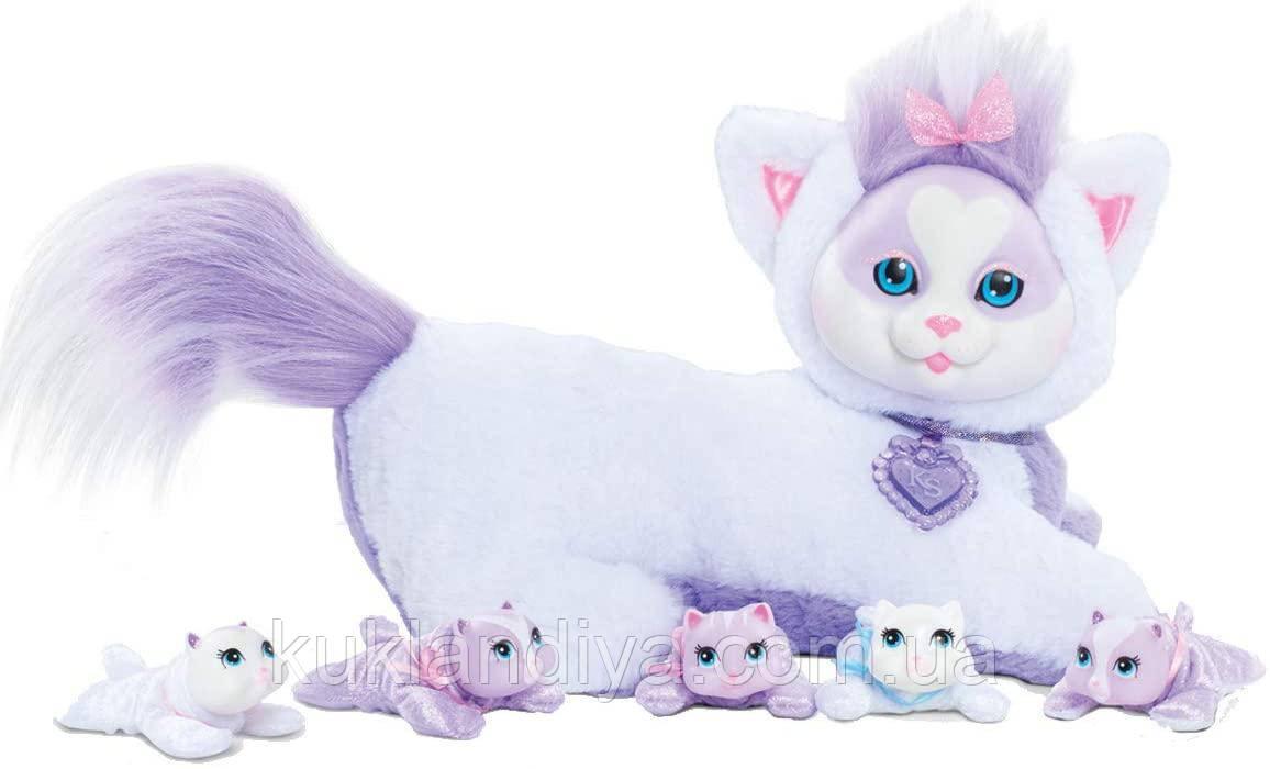 Kitty Surprise Беременная кошка Ливи с сюрпризом - Just Play Оригинал