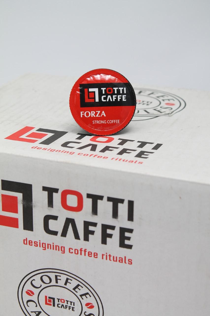 Кофе в капсулах TOTTI Сafe Forza 8 г  ОПТ РОЗНИЦА