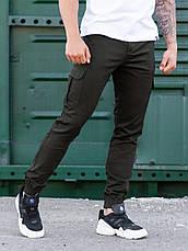 Карго брюки BEZET Basic khaki'20 - L, фото 2