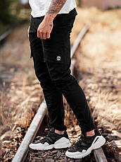 Карго брюки BEZET Battle black'20 - XL, фото 2