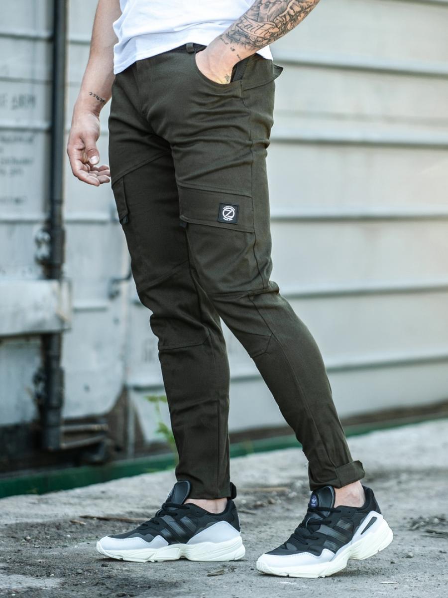 Карго брюки BEZET Battle khaki'20 - XS