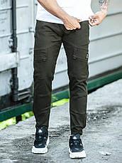 Карго брюки BEZET Battle khaki'20 - XS, фото 2