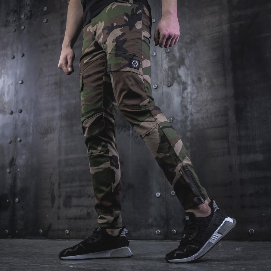 Карго брюки BEZET Battle nato'19