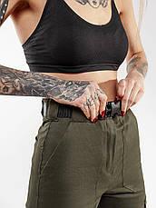 Карго брюки женские BEZET Xena khaki'20 - S, фото 3