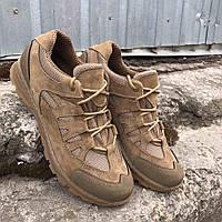 Тактичні кросівки Гепард койот