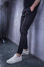 Классические брюки BEZET Light black'19