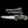 """Нiж Gerber Controller 8"""" Fillet Knife 30-001448DIP"""