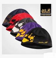 Зимние шапки Jack Wolfskin. Купить шапку унисекс. Интернет магазин. Оригинальное качество. Код: КСМ223