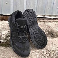Тактичні кросівки Гепард чорні