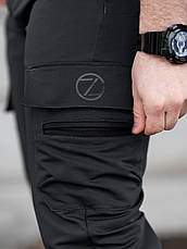 Карго брюки BEZET Comfort dark grey'20 - S, фото 3