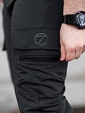 Карго брюки BEZET Comfort dark grey'20 - L, фото 3