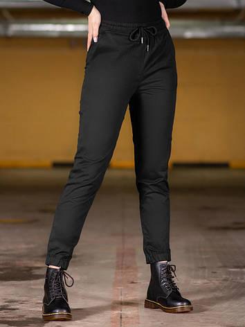 Женские джоггеры BEZET Buffy black'20 - S, фото 2