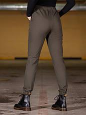 Женские джоггеры BEZET Buffy khaki'20 - XS, фото 2