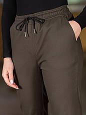 Женские джоггеры BEZET Buffy khaki'20 - XS, фото 3